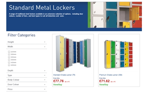 Yorkshire Storage Launches new website