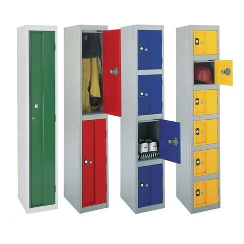 Link Heavy Duty Full Height Lockers