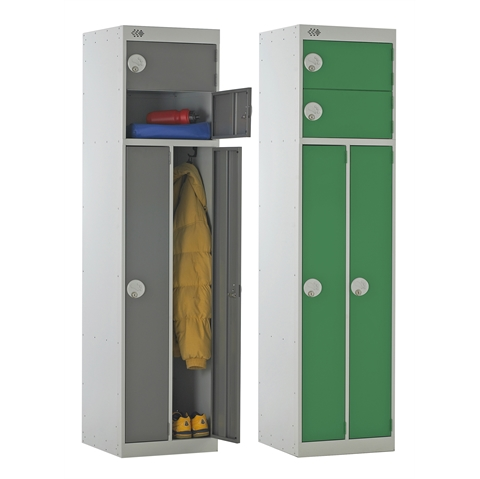 Link 2 Person Lockers