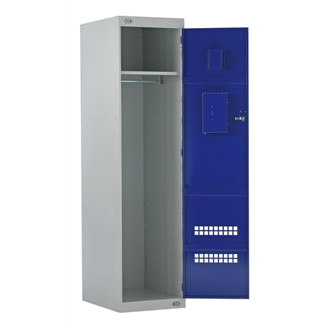 Police Locker Airwaves & CS Canister Holder