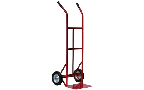 Economy Solid Wheel Sack Truck - 150kg - H1180mm x W470mm x D435mm