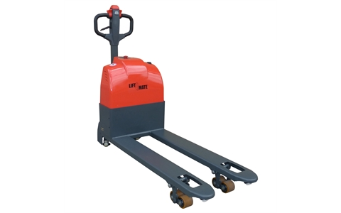 Semi-Electric Pallet Trucks