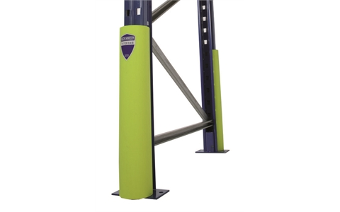 Rack Protection - Fits up to 87mm face upright - H600mm x W125mm