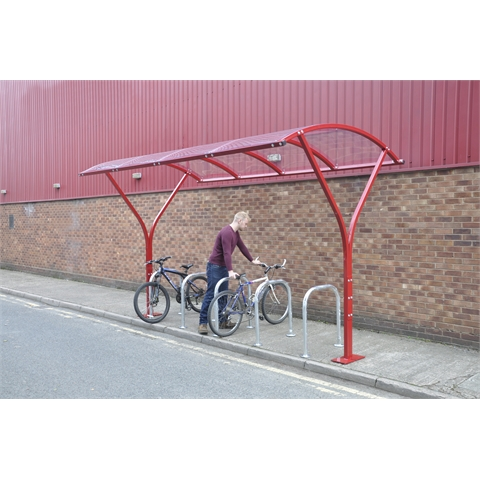 Dalton Cycle Shelters