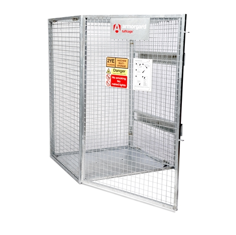Collapsible Gas Cages