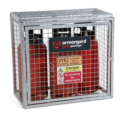 Gorilla Modular Gas Cages