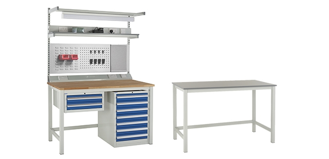 Euroslide Workbenches