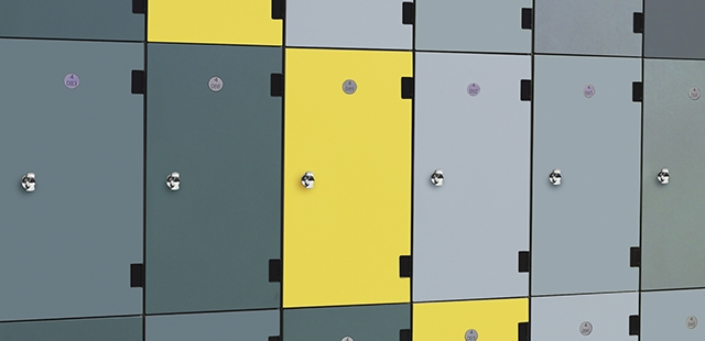 Wood & Laminate Lockers