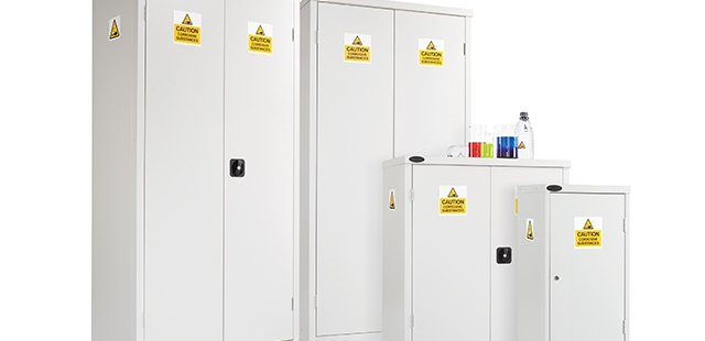 Acid & Alkali Storage Cupboards